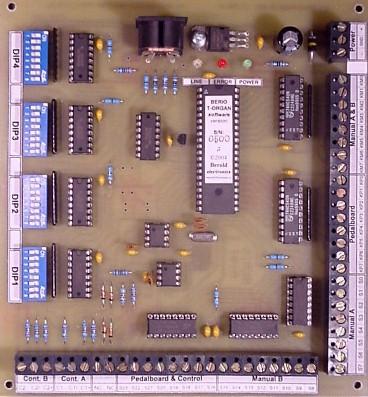 Berio MIDI - Intelligent MIDI interface